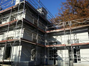 architect restauratieplan landgoed