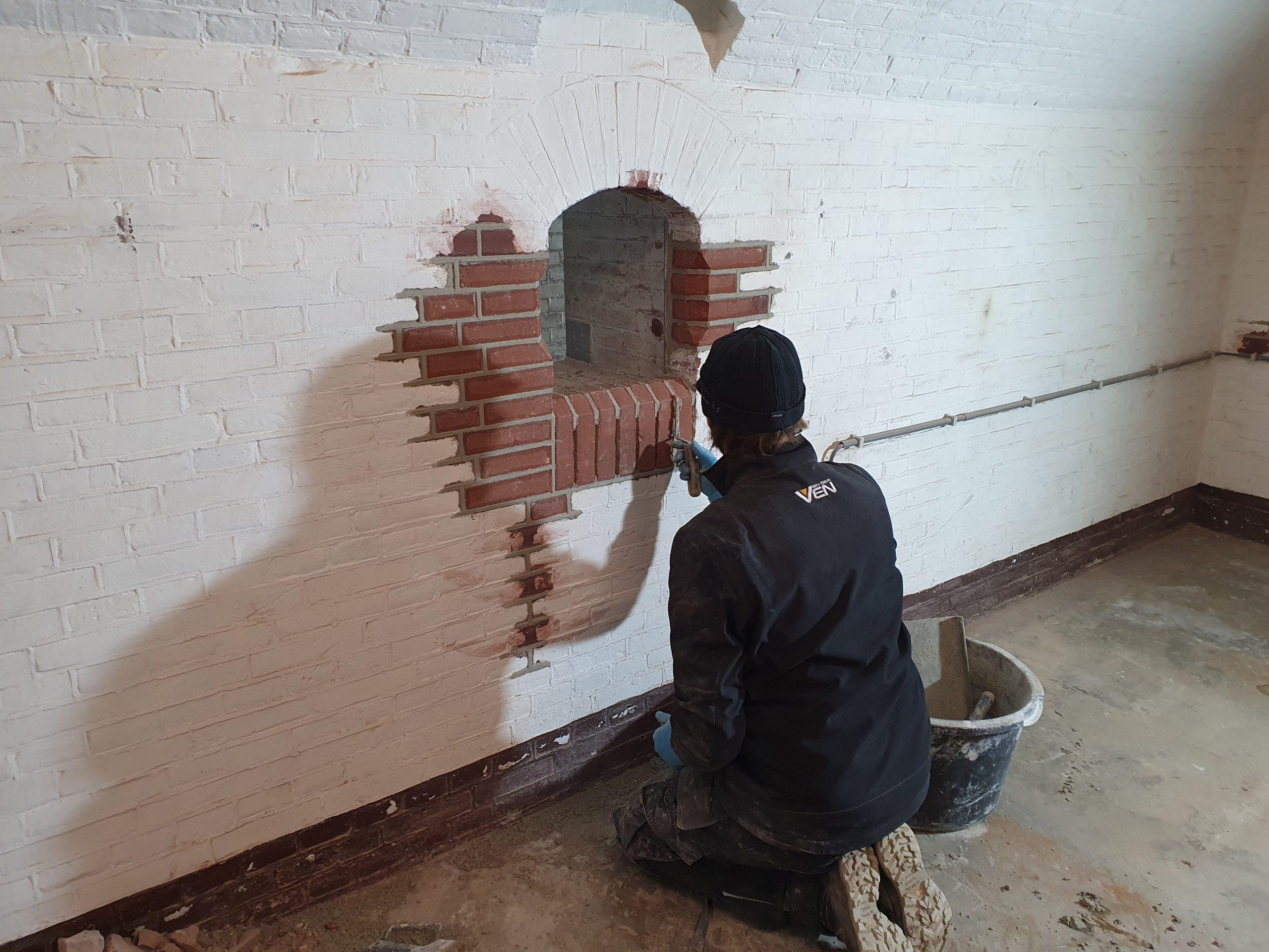 Restauratieplan Marco Bruijnes Architecten