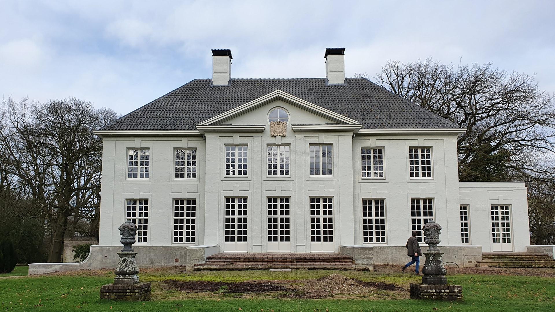 Marco Bruines Architecten bouwt, restaureert en renoveert